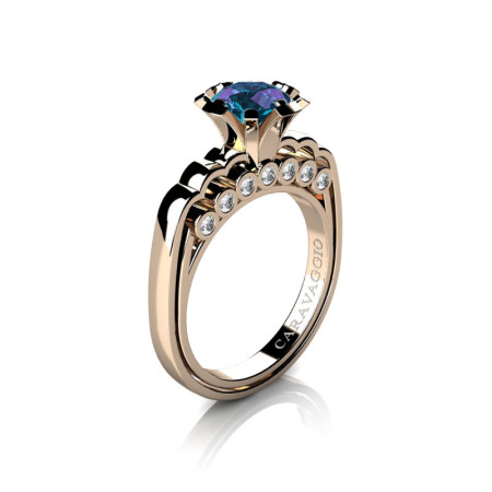 Caravaggio-Classic-14K-Rose-Gold-1-0-Carat-Alexandrite-Diamond-Engagement-Ring-R637-14KRGDAL-P