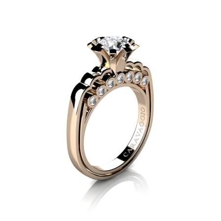 Caravaggio-Classic-14K-Rose-Gold-1-0-Carat-Diamond-Engagement-Ring-R637-14KRGD-P