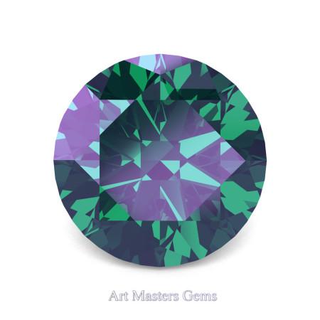 Art-Masters-Gems-Standard-1-0-0-Carat-Russian-Alexandrite-Created-Gemstone-RCG100-AL-T3