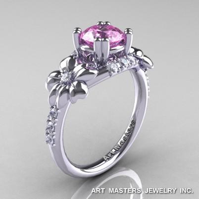 Nature-Inspired-14K-White-Gold-1-0-Ct-Light-Pink-Sapphire-Diamond-Leaf-Vine-Engagement-Ring-R245-WGDLPS-P-402×402