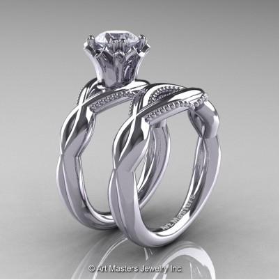 Faegheh-Modern-Classic-14K-White-Gold-1-0-Ct-Diamond-Engagement-Ring-Wedding-Band-Bridal-Set-R290S-14KWGD-P-402×402
