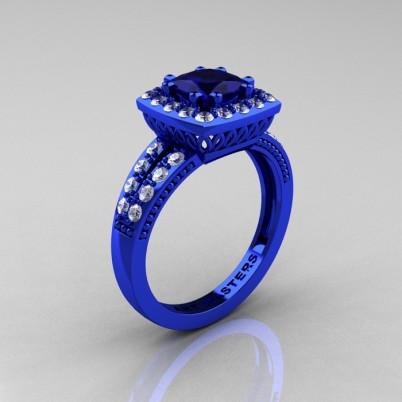 Renaissance-Classic-Blue-Gold-1-23-Carat-Princess-Blue-Sapphire-Diamond-Engagement-Ring-R220P-BGBDBS-P-402×402